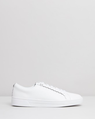 Ted Baker Tillys Leather Sneakers