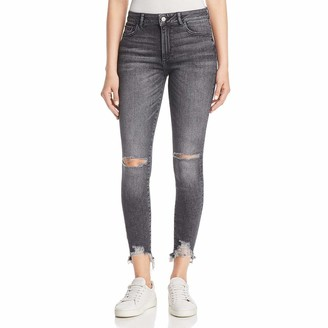 DL1961 Women's Farrow Instaculpt High Rise Skinny Fit Ankle Jean