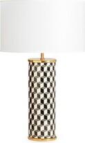 Jonathan Adler Carnaby Lamp Base Color: Black/Gray/Gold