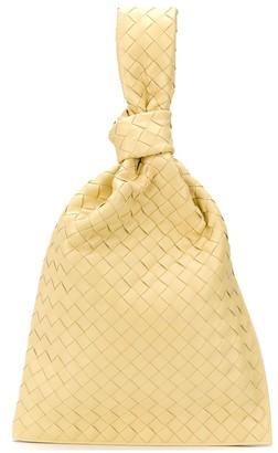 Bottega Veneta Twist Intrecciato clutch