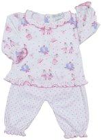 Kissy Kissy Tu Tu Precious Pant Set (Baby) - Pink-18-24 Months