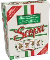 Outset Scopa Deluxe Card Game