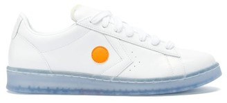 Converse Pro Leather Ox Trainers - White