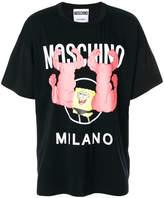 Moschino 'Sponge Bob' printed T-shirt