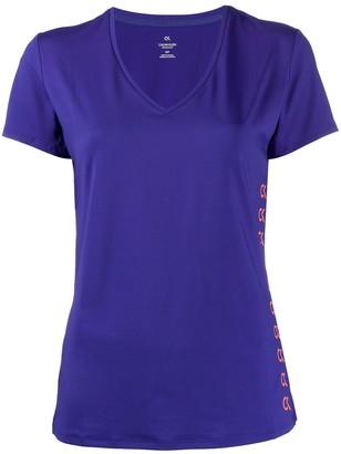 Calvin Klein fitted v-neck T-shirt