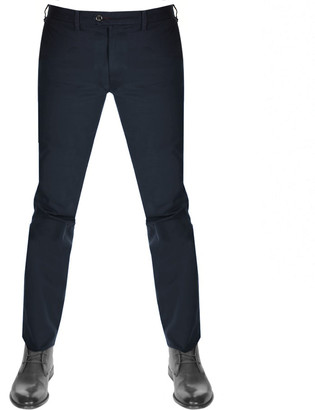 Ted Baker Sincere Slim Fit Chinos Navy