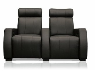 Bass Executive Home Theater Row Seating (Row of 2