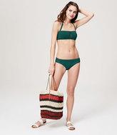 LOFT Beach Crochet Bikini Top