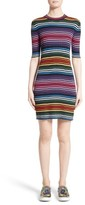 Marc Jacobs Women's Stripe Cotton T-Shirt Dress