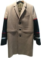 Givenchy Beige Wool Coats