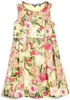GUESS Sleeveless Floral Dress (7-16)