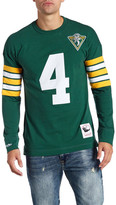 Mitchell & Ness Long Sleeve Patch Sweater