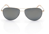 Oliver Peoples Benedict 59 Forest Sunglasses