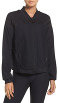 Koral Women's Variable Jacquard Bomber Jacket