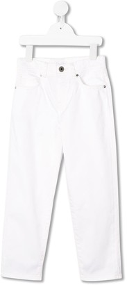 BURBERRY KIDS Relaxed Jeans
