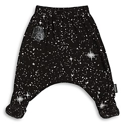 Nununu Unisex Star Wars Galaxy Footed Pants - Baby