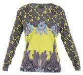 Etro Women's Multicolor Silk T-shirt.