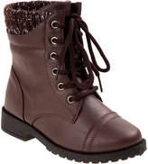 Josmo Girls' Combat Boot