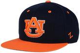 Zephyr Auburn Tigers Z11 Snapback Cap