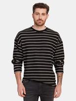 AllSaints Tobias Long Sleeve Crewneck Sweater