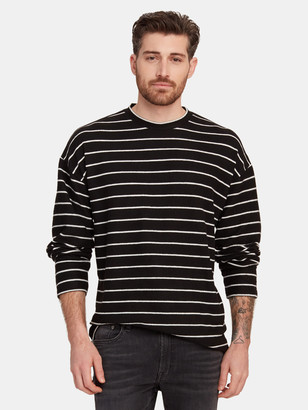 AllSaints Tobias Long Sleeve Crewneck Sweater