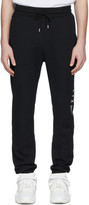 Alyx Black Logo Lounge Pants