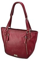 JCPenney 9 & Co.® Sweet Pleats Large Tote