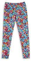 Ralph Lauren Toddler's, Little Girl's & Girl's Floral-Print Leggings