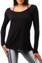 NUX Black Long Sleeve