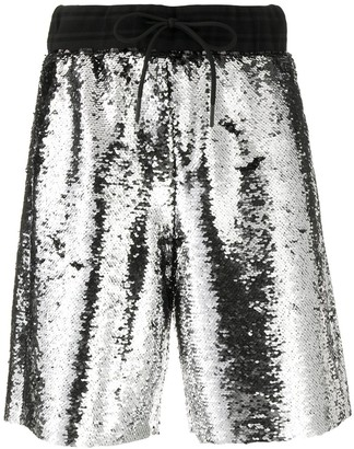 Golden Goose Sequinned Shorts