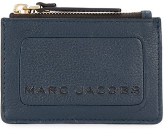 Marc Jacobs The Textured Box top-zip multi wallet