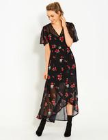 Dotti Louella Floral Wrap Dress