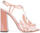 Rochas open toe sandals
