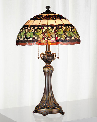 Dale Tiffany Aldridge Tiffany Table Lamp
