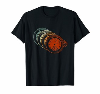 Vintage Pocket Watch T Shirts For Watch Collectors Vintage Pocket Watch T-Shirt