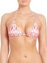 Melissa Odabash Triangle Bikini Top