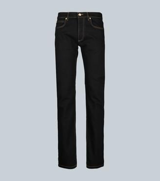Versace Stretch slim-fit jeans