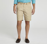 Johnston & Murphy Garment-Washed Shorts