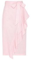 Marysia Swim Seahaven Cotton Skirt