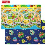 Dwinguler Eco-friendly Baby Playmat / Kids Play Mat - My Town (Large)