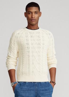 Ralph Lauren The Iconic Fisherman's Sweater