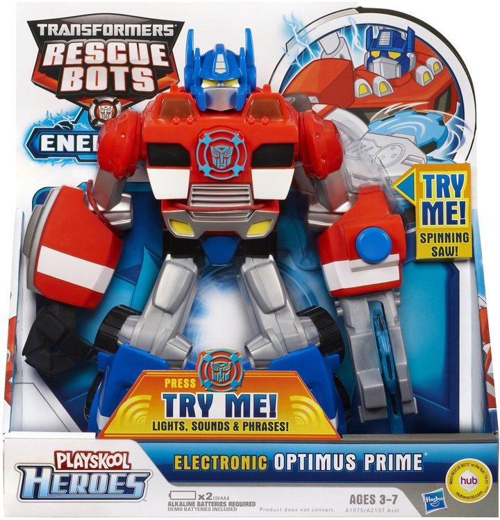 Transformers Electronic Optimus Prime