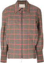 Marco De Vincenzo gingham jacket