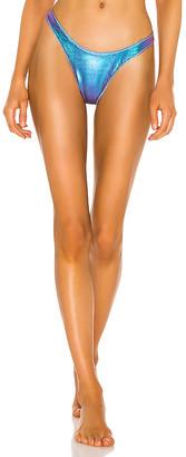 DANIELLE GUIZIO High Rise Bikini Bottom