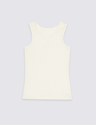 Marks and Spencer Heatgen Thermal Vest (6-16 Years)