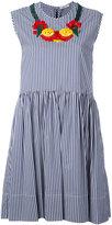 P.A.R.O.S.H. Garonek dress - women - Cotton/Polyamide/Spandex/Elastane/PVC - S