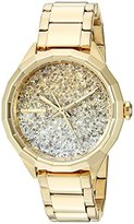 Diesel Women's DZ5540 Kween B Gold Watch
