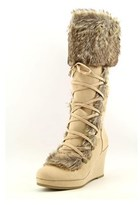Report Pearson Women Round Toe Synthetic Knee High Boot.