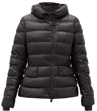MONCLER GRENOBLE Armonique Quilted-shell Jacket - Black
