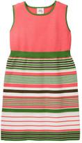 Milly Minis Stripe Dress (Big Girls)
